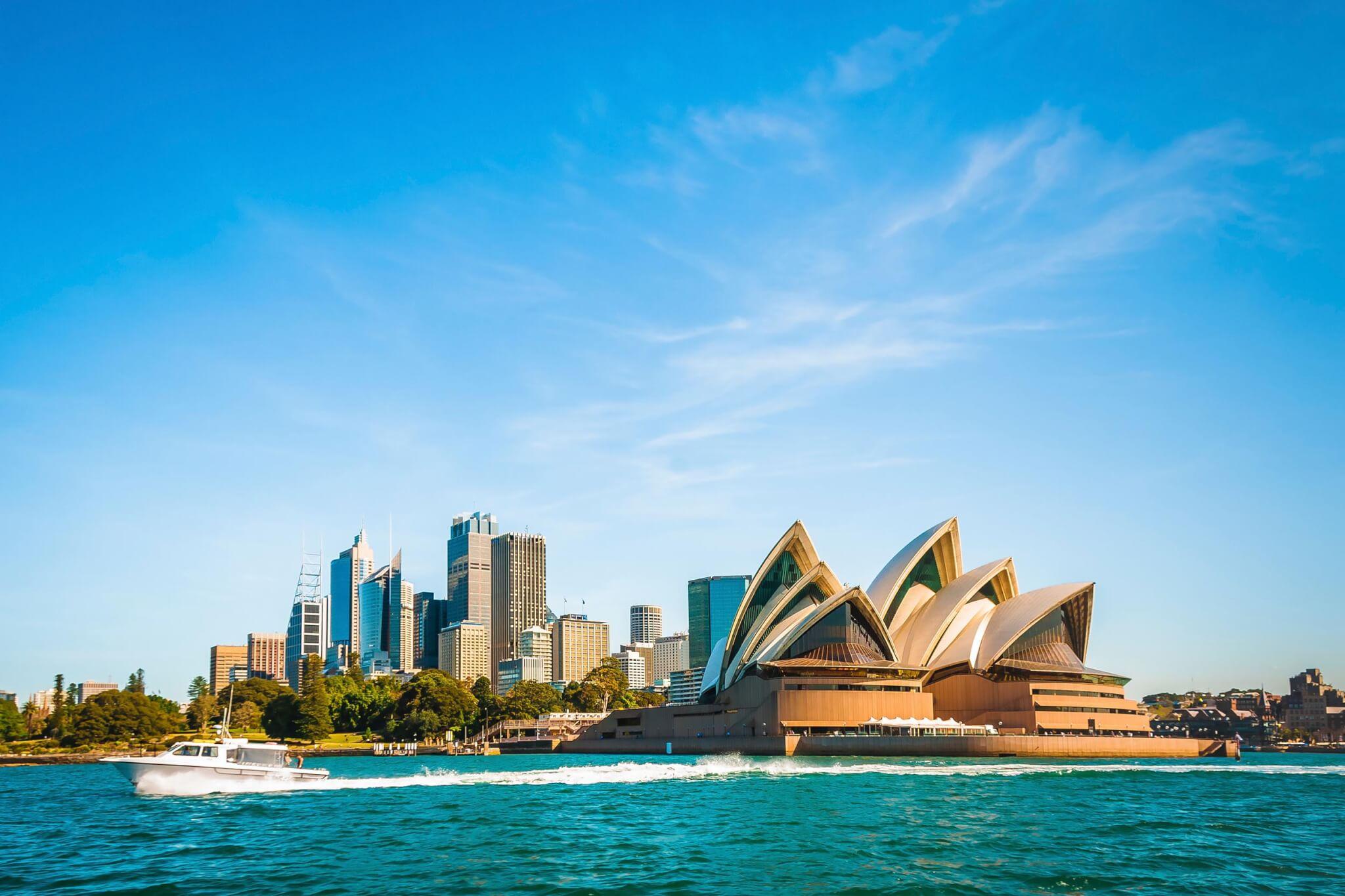 Faraway Sydney