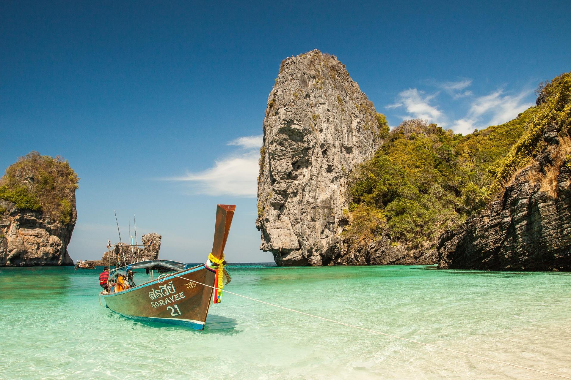 Thailand – 4 Days in Phuket